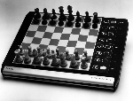 Novag Super Sensor IV computer chess board