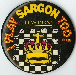 I Play Sargon Too! button