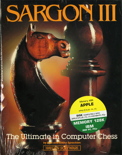 Sargon III chess program
