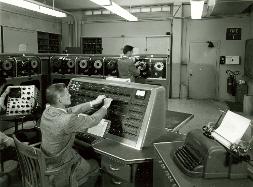 UNIVAC 1 computer system