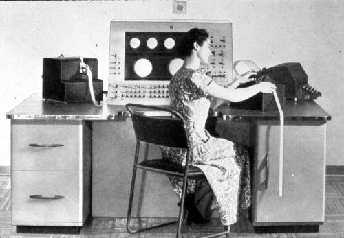 Ferranti Mark I computer