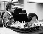 Richard Lang at the 20th ACM North American Computer Chess Championship in Reno, Nevada