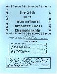 The 24th ACM International Computer Chess Championship