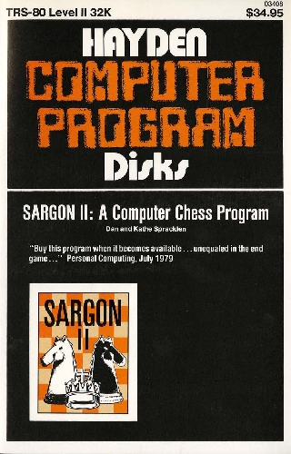 Sargon II: A Computer Chess Program