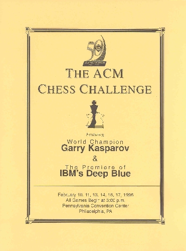 The ACM Chess Challenge