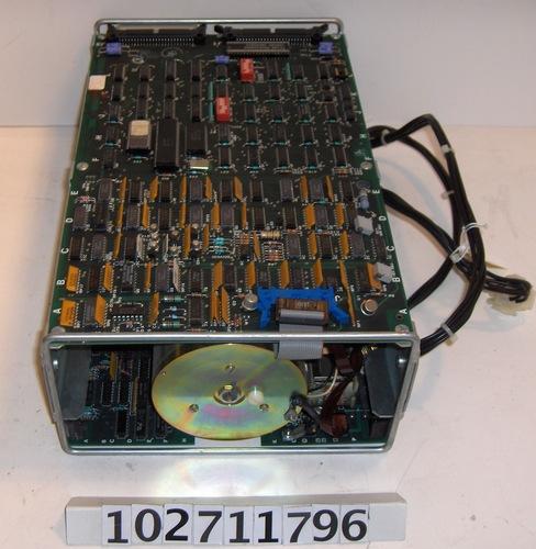 Computer hard drive history