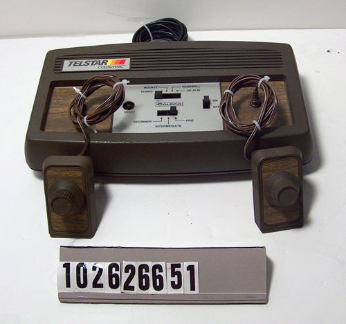 a corporate history of coleco industries 1975: the company enters the videogame industry with the coleco telstar  console 1982: the company introduces the colecovision console system 1983.