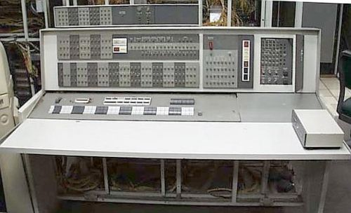 IBM 7094 Computer – Console | X837.87 | Computer History Museum