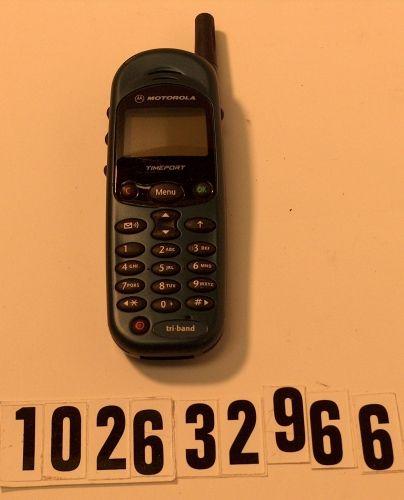 Motorola Timeport T250 specs