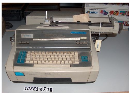 computers and typewriters essays