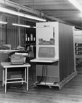 PDP-1 computer system being checked out prior to customer approval