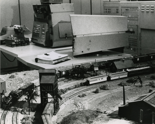 The Tech Model Railroad Club And Pdp 1 102649722
