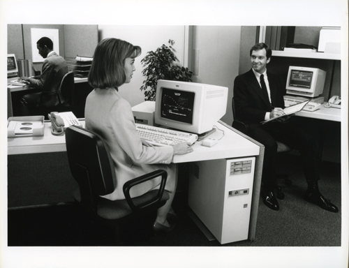 IBM RISC - People working on I...
