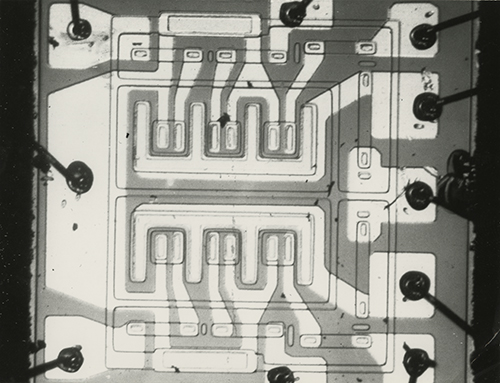early integrated circuit design by intel 102652353 computer rh computerhistory org
