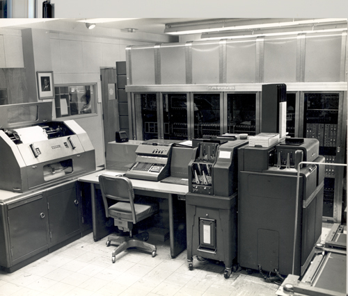 the univac 1107 How can the answer be improved.