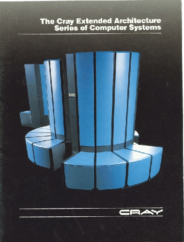 The cray extended architecture series of computer systems for Cray 1 architecture
