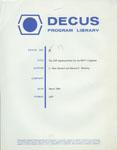 LISP Implementation for the PDP-1 Computer