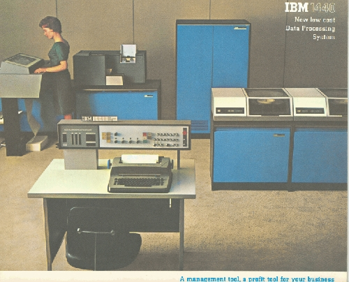 IBM 1440 New Low Cost Data Processing System | 102646250 | Computer