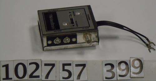 Antenna switch box | 102757399 | Computer History Museum