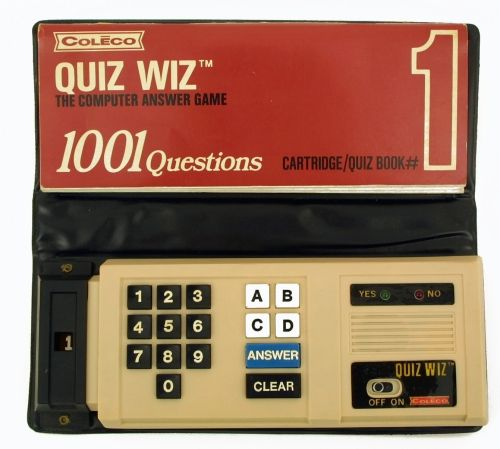 Quiz Wiz: The Computer Question and Answer Game | 102716141