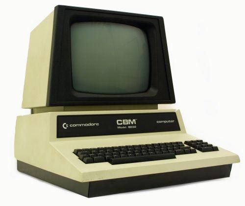 Commodore CBM 8032 Personal Computer