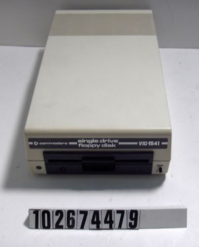 Commodore 1541 Floppy Disk Drive, VIC-1541