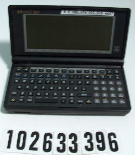 Title HP 95LX Palmtop Computer