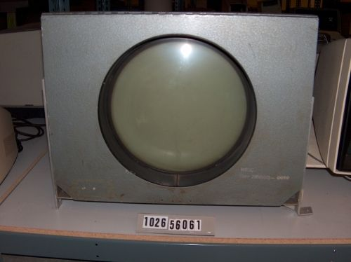 circular monitor display for whirlwind
