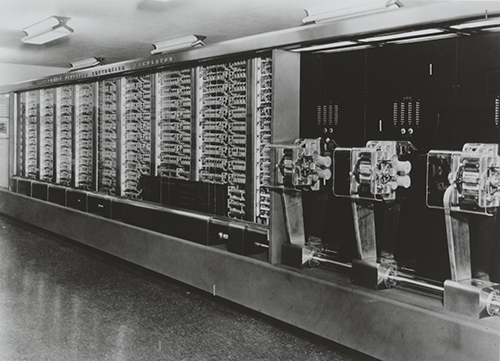 Ibm Automatic Sequence Controller Calculator Ascc