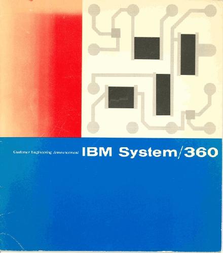 IBM System/360 | 102646081 | Computer History Museum